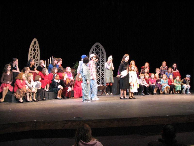 best christmas pageant ever 2009 - The Best Christmas Pageant Ever Play